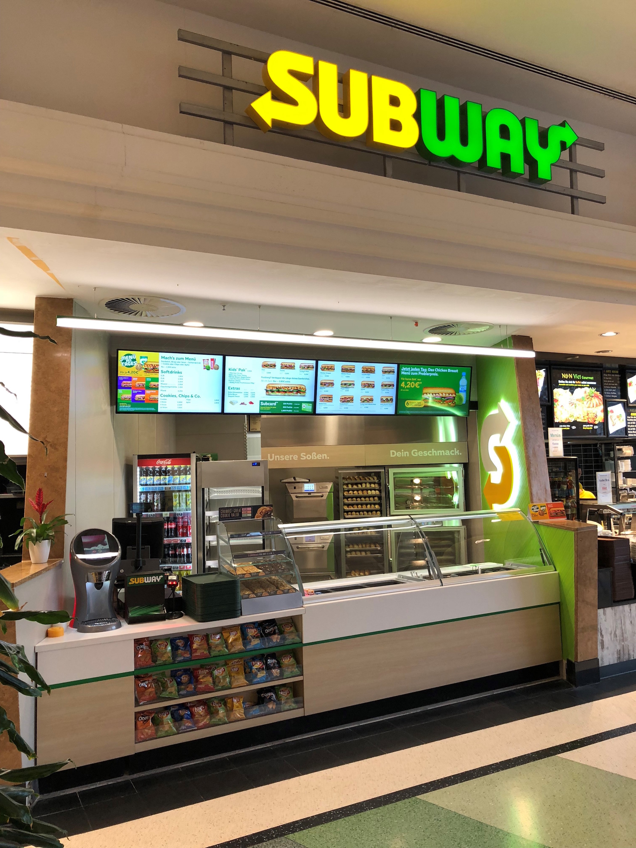 subway restaurantticker subway franchise. Black Bedroom Furniture Sets. Home Design Ideas